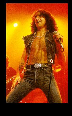AC/DC - Bon Scott